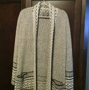 Lucky Brand long cardigan size large